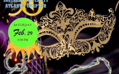 Mardi Gras 2020 Save The Date